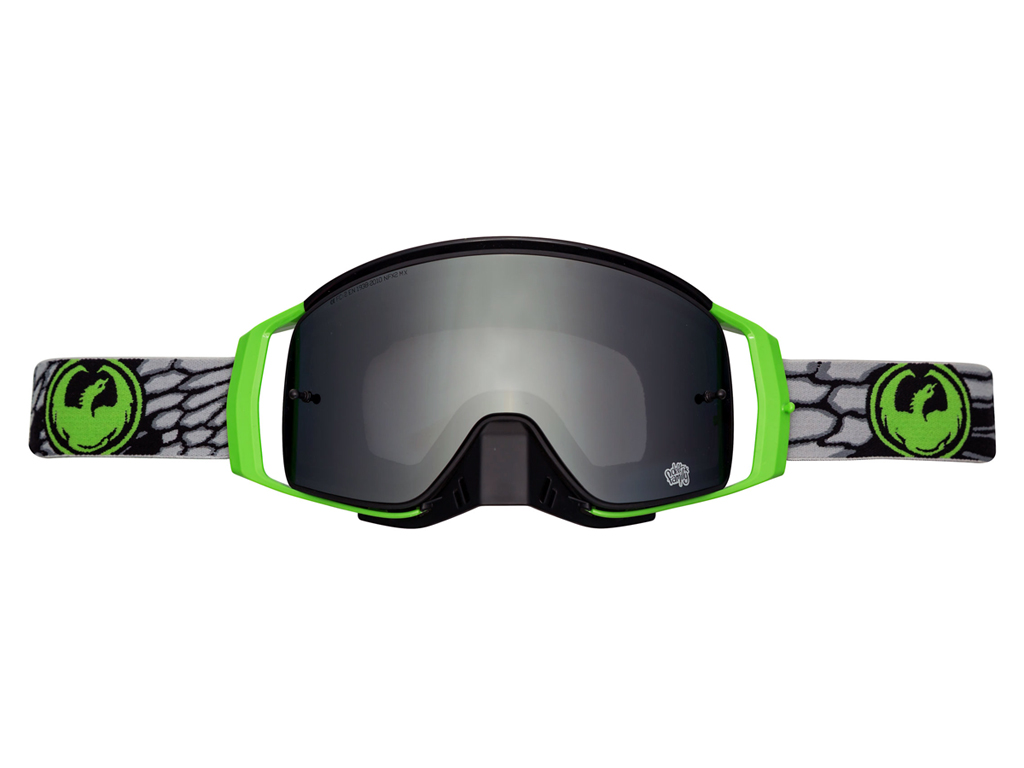 Dragon NFX2 Nate Adams Injected Goggles