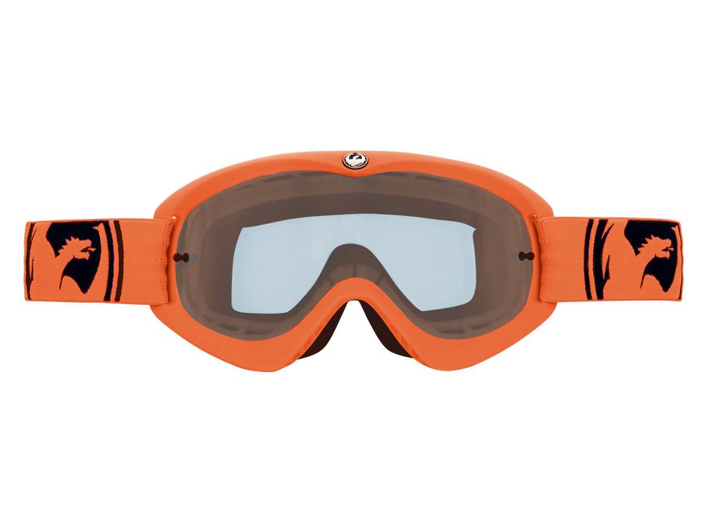 Dragon MDX Youth Orange Goggles