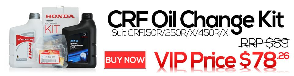 CRF Oil Kit
