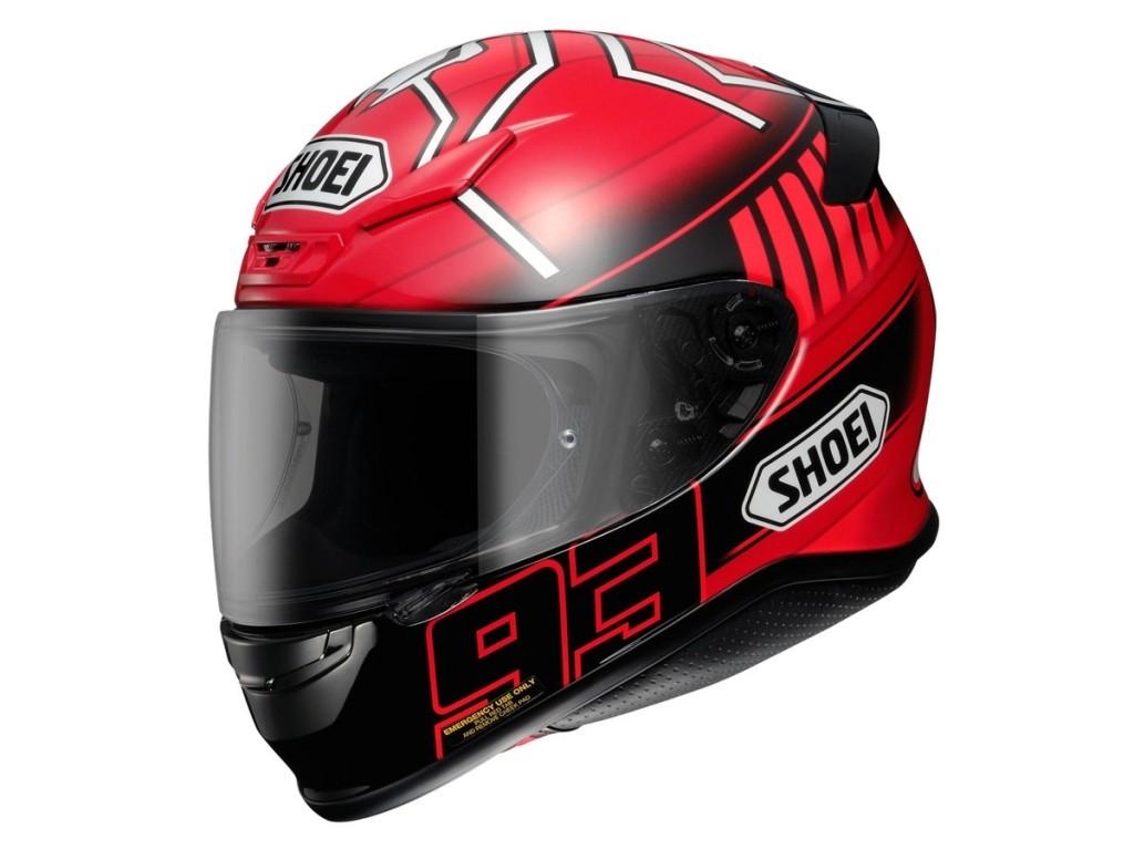 Shoei NXR Marquez 3 Helmet