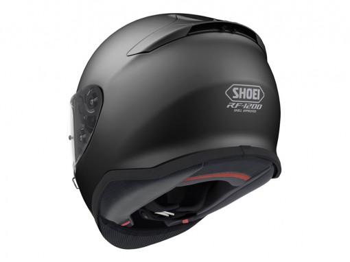 Shoei NXR Matt Black Helmet_2