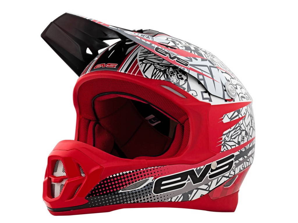 EVS T7 Martini Helmet