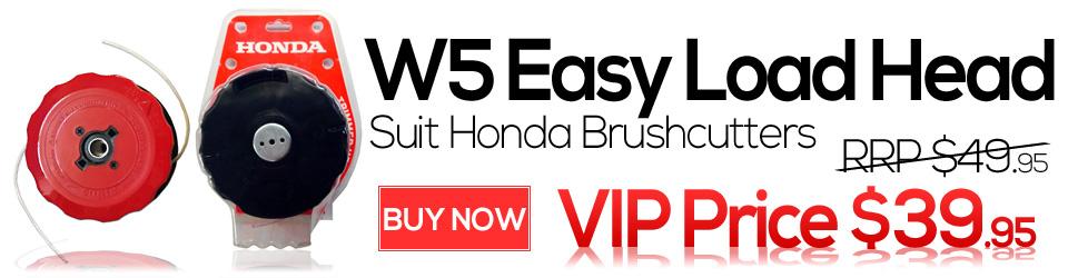 W5 Brushcutter head