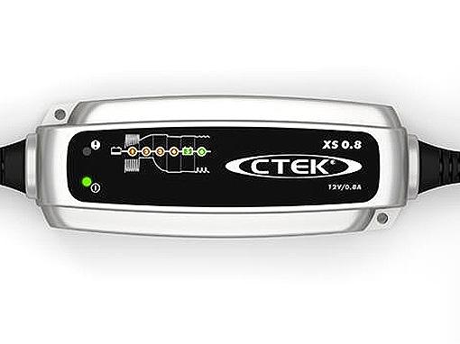 CTEK XS 0.8 12V Battery Charger