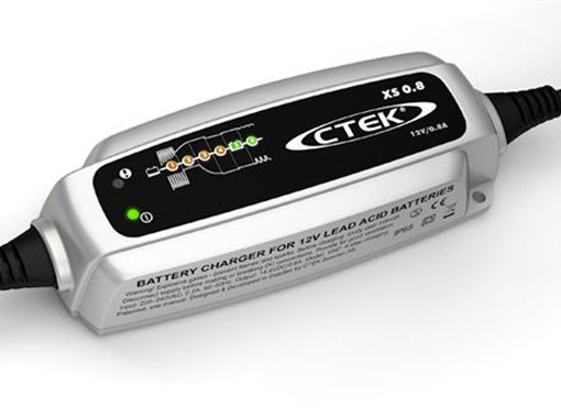 ctek xs 0 8 12v battery charger the honda shop. Black Bedroom Furniture Sets. Home Design Ideas