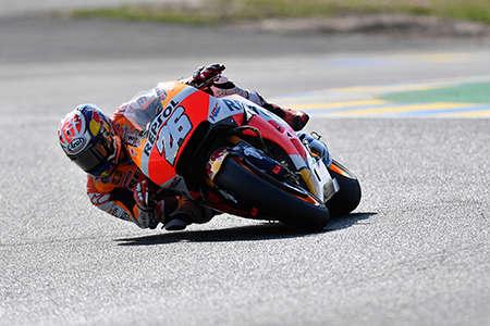 Honda Racing Corporation Renews Contract with Dani Pedrosa
