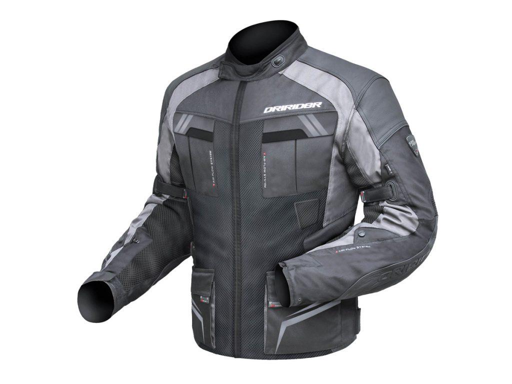 Mens dririder nordic 2 airflow jacket