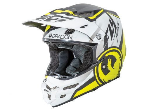 Fly F2 Dragon Limited Edition Carbon Helmet