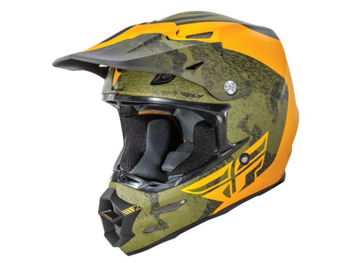 Fly F2 Pure Carbon Helmet