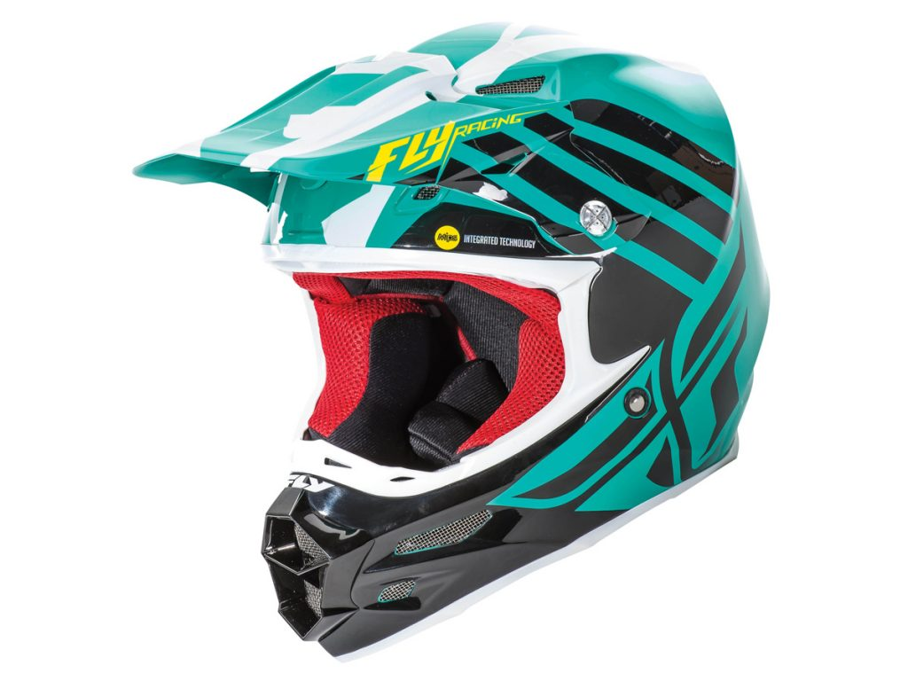 Fly F2 Zoom Carbon Helmet