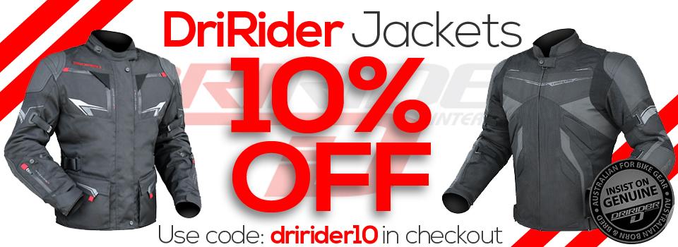 Dririder Jackets