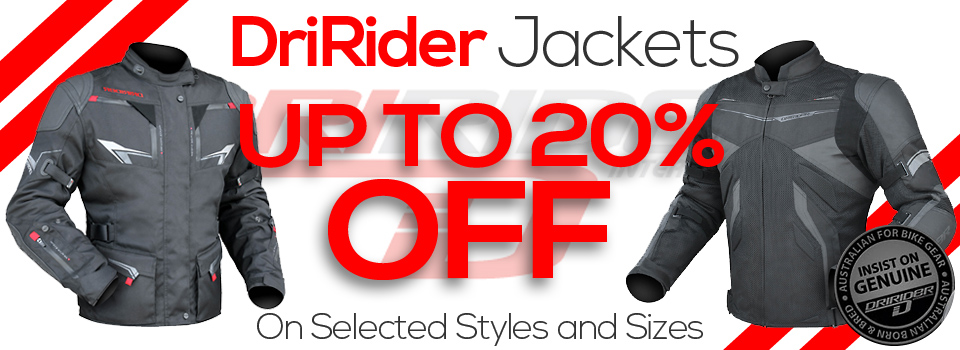 Dririder Motorcycle Jacket Sale
