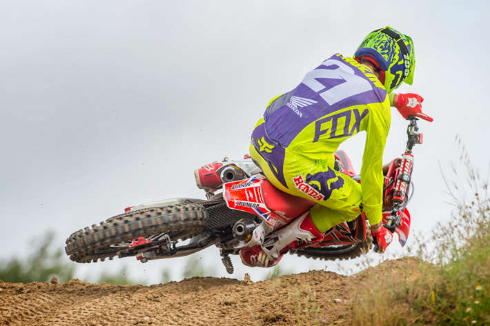 Superb Double Podium for HRC Riders in Red Weekend in Spain