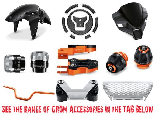 Grom Accessories