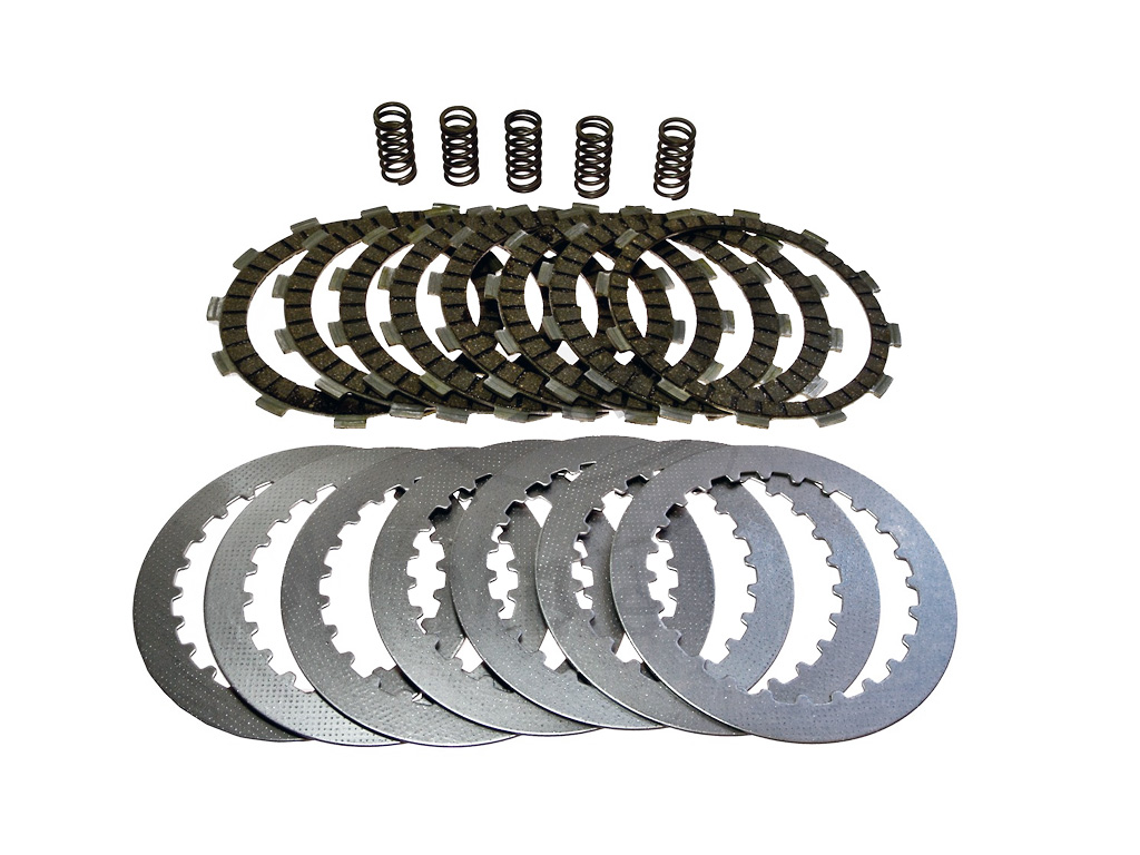 Honda Clutch Rebuild Kit