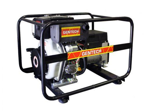 Gentech Diesel Welder ED160 YSR