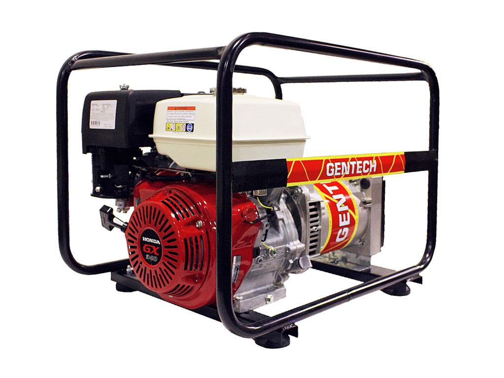 Gentech Petrol Generator EP5900