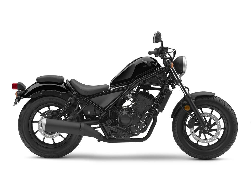 Honda CMX500 Black