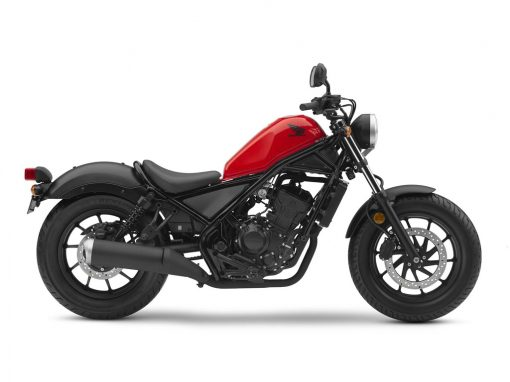 Honda CMX500 Red
