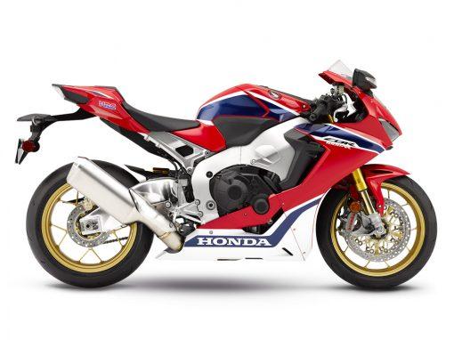 Honda CBR1000RR SP Fireblade