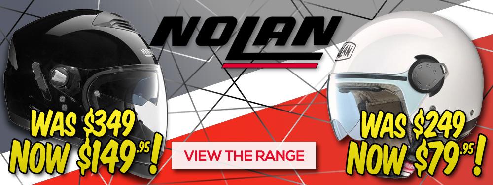 Nolan Helmet Offer