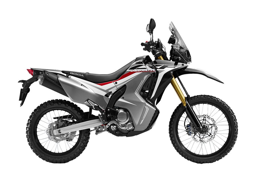 Honda CRF250R Rally