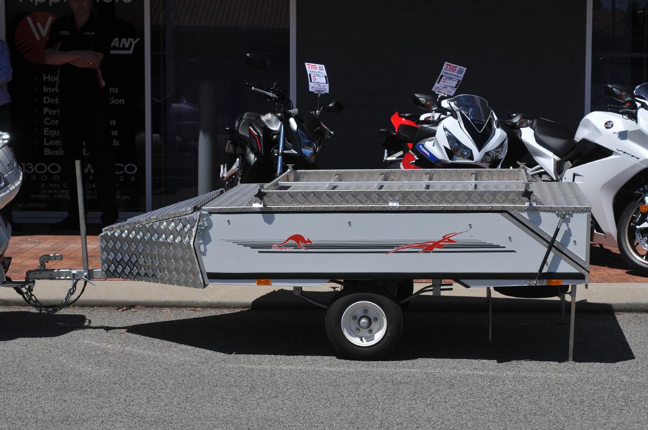 Cub Motorbike Trailer