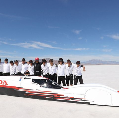 Honda Land Speed Record Team