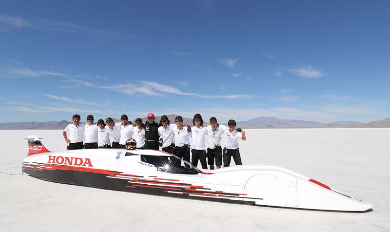 Honda Land Speed Record Team