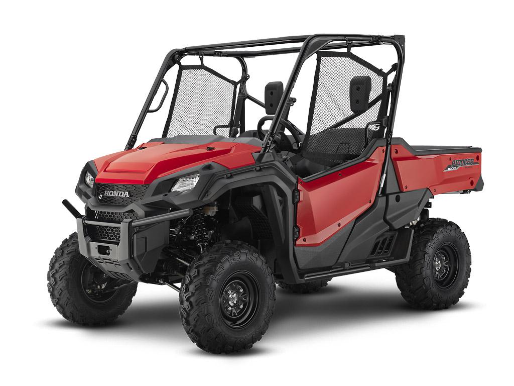Honda PIONEER 1000 3 Seat
