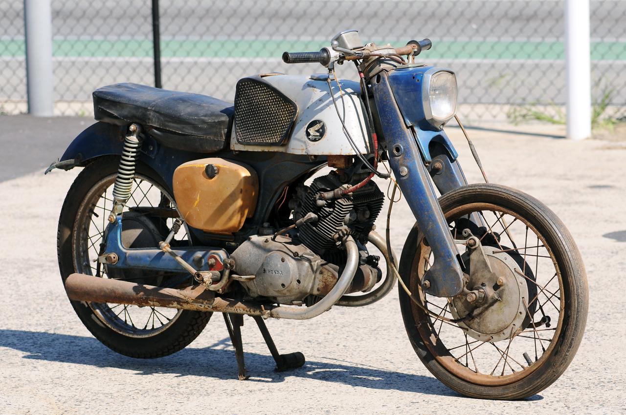 Honda CB72