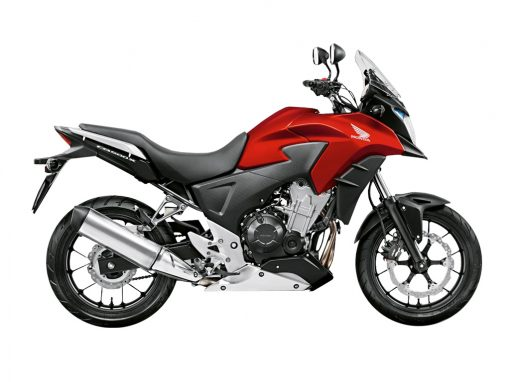 Honda CB500X Red