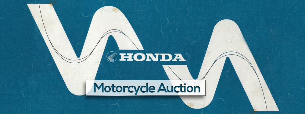 Honda Motorcycle Auctions