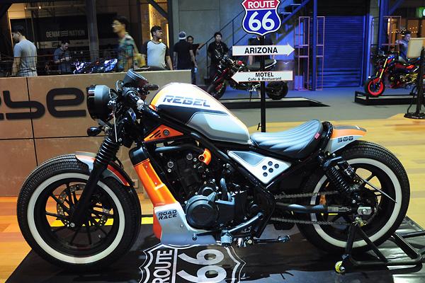 Honda CMX500 Bobber Update - The Honda Shop