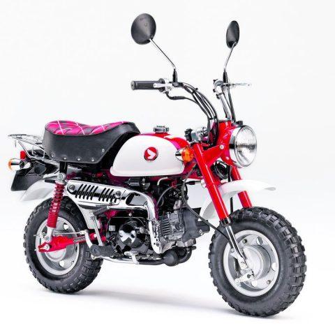 Honda 50th Anniversary Z50