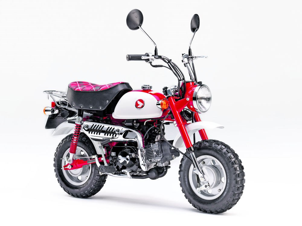 Honda 50th Anniversary Z50