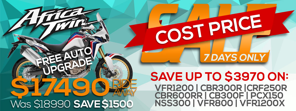 Cost Price Sale