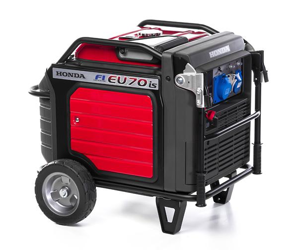 Honda EU70 Generator