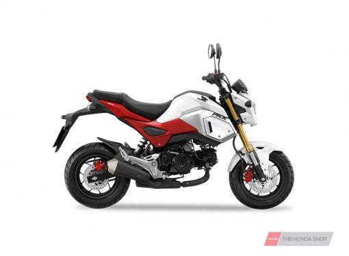 Honda Grom 2021 Ross White MSX125
