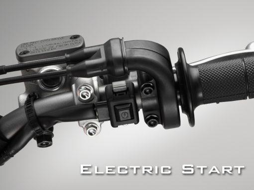 Honda CRF250R 2018 electric Start