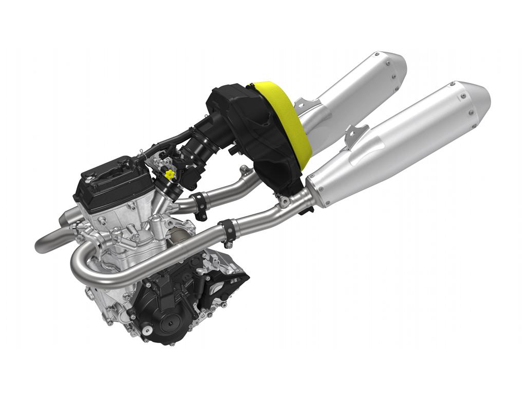 Honda CRF250R 2018 engine