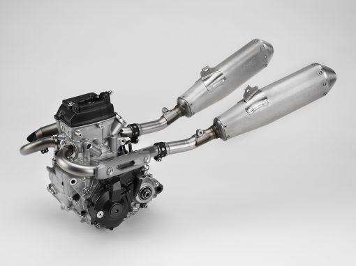 Honda CRF250R 2018 Exhaust