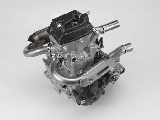 Honda CRF250R 2018 exhaust headers