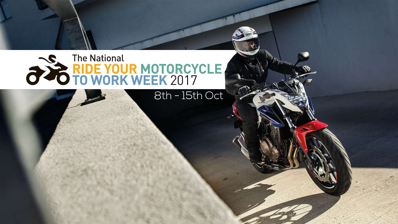 Motorcycle to Work Week