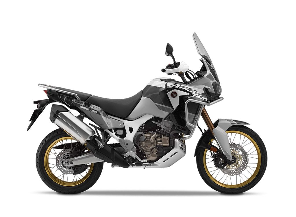 Honda Africa Twin Adventure Sport Grey