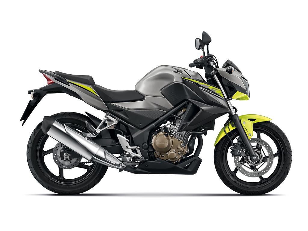 Honda CB300F Silver