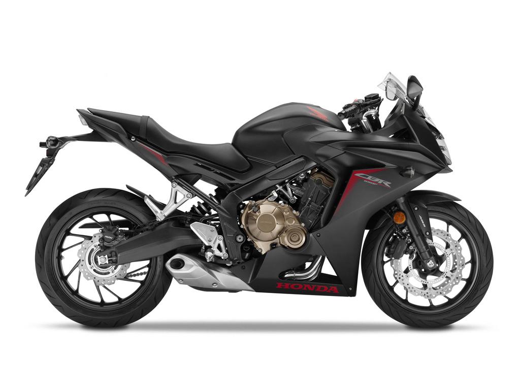 Honda CBR650FL Black 2017