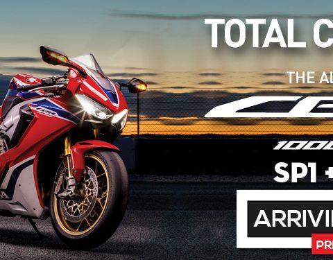 Honda CBR1000RR SP1 SP2