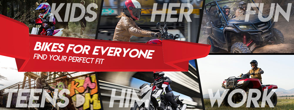 Find your perfect bike