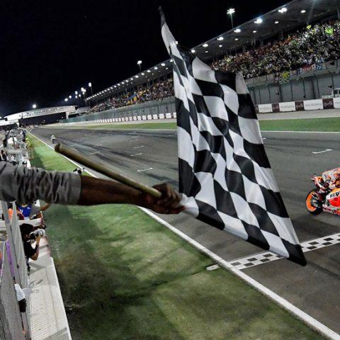MotoGP 2018 Qatar Results